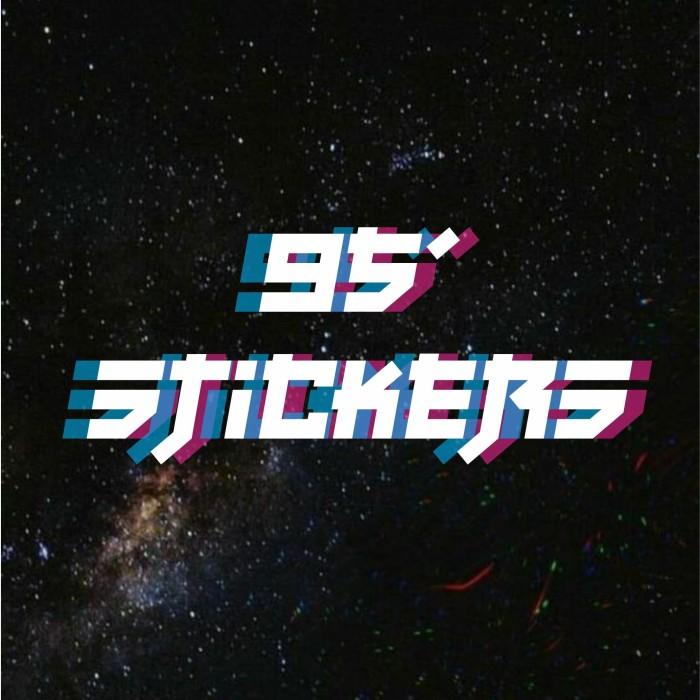 95'stickers
