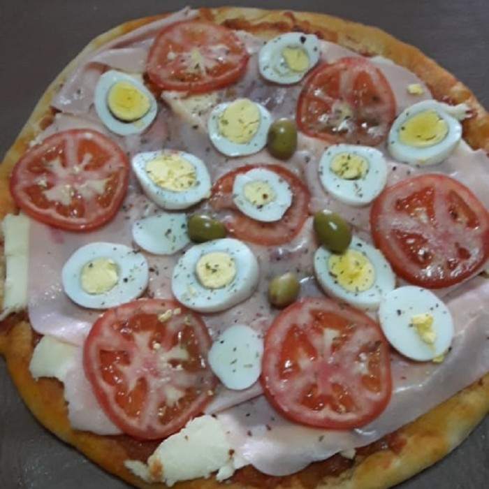 Pizza Lista!