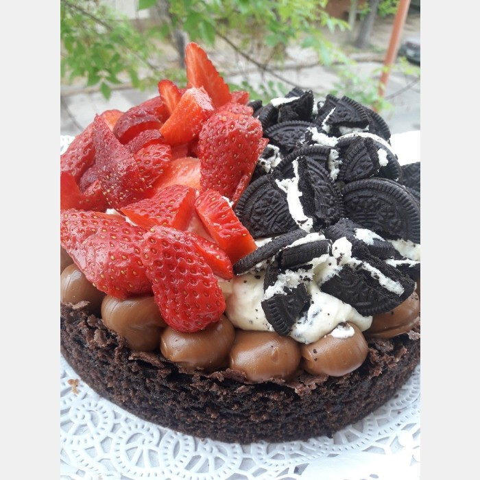 Tortas artesanales Paola